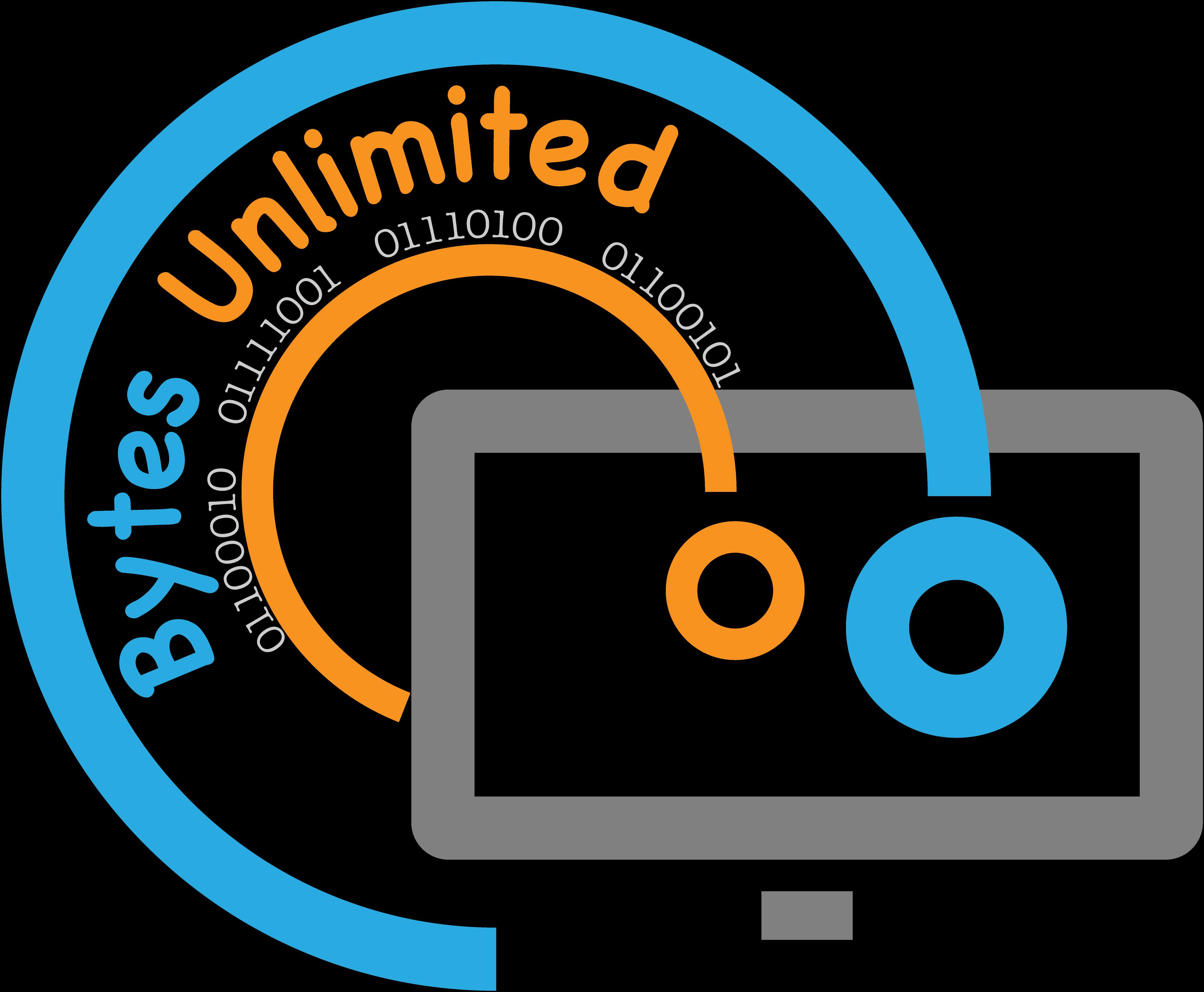 Bytes Unlimited Logo